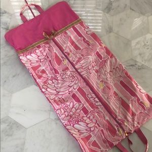 Rare Find!!!!! Lilly Pulitzer Garment Bag!